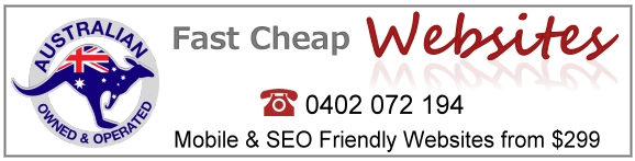 Mobile & SEO Websites from $299